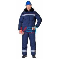 Куртка АЛТАЙ 103-0116-02 синяя