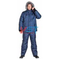 Куртка ГУДЗОН 103-0113-02 темно-синий