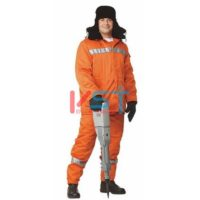Костюм ДОРОЖНИК 104-0011-01 флуоресцентный оранжевый