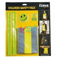 Комплект CERVA НАРДА детский 104-0022-01 флуоресцентный желтый