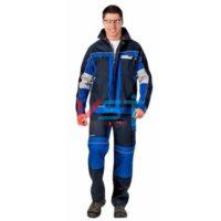 Куртка CERVA СТАНМОРЕ ГОСТ 101-0045-01 темно-синий с васильковым