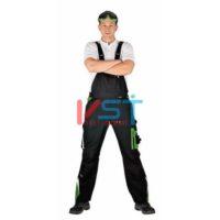 Полукомбинезон CERVA АЛЛИН 101-0161-02 зеленый с черным