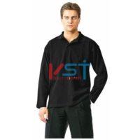 Рубашка ПОЛО-Д 101-0023-10 черный