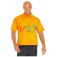 Рубашка ПОЛО-К 101-0002-05 желтый