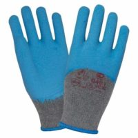 Перчатки 2HANDS Blue ICE Синий Лед 0401 ICE