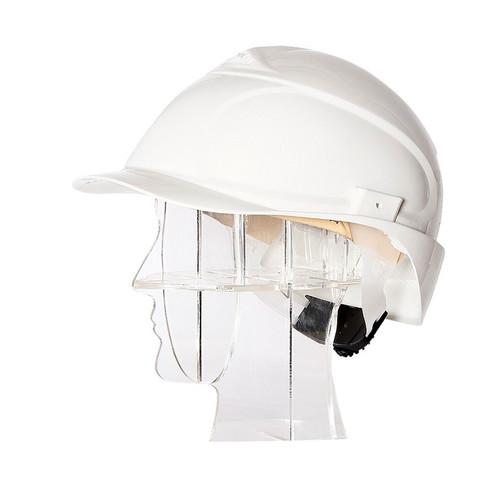Каска защитная UVEX Эйрвинг ХРП 9762 белая