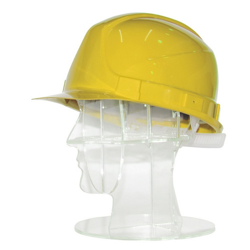 Каска защитная UVEX Супер Босс 9752 желтая