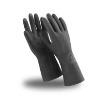 Перчатки МАНИПУЛА Химопрен CG-973 (NP-F-09)