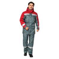 Куртка ДРАЙВ C/О утепленная зимняя мужская 103-0155-01
