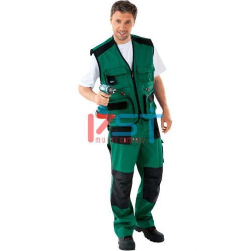 Жилет СПЕЦ-АВАНГАРД 101-0083-01 зеленый с черным