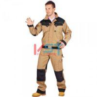 Куртка CERVA НАРЕЛЛАН 101-0044-61 бежевый с черным