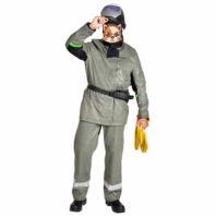 Сварочный костюм ЗЕВС-3 мужской 105-0052-01
