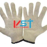 перчатки ХБ 10 класс 6 нитей белые без ПВХ
