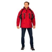 Куртка CERVA НАЙАЛА мужская утепленная зимняя 103-0084-03