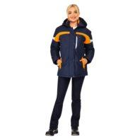 Куртка ЛЕДИ СПЕЦ утепленная зимняя женская 103-0096-02