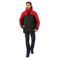 Куртка РУССКАЯ АЛЯСКА мужская зимняя утепленная 103-0002-01