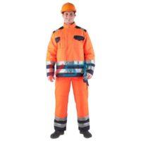 Костюм сигнальный 020-43 оранжевый