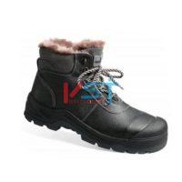 Ботинки кожаные НЕОГАРД меховые мужские (подошва – полиуретан и нитрильная резина) 5.269