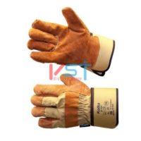 Перчатки комбинированные KOTKA (КОТКА) с утеплителем Тинсулейт