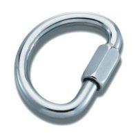 Карабин-рапид VENTO Big-D 10 стальной полукруглый 10мм (vpro 0140)