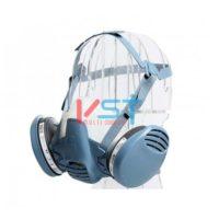 Полумаска (респиратор) SPIROTEK HM8500 мт. термопластичный эластомер мал. 133-0139-01