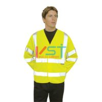 Куртка светоотражающая PORTWEST C473 желтая