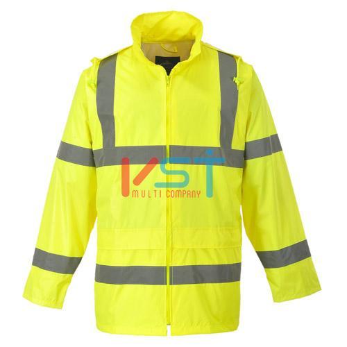 Дождевик светоотражающий PORTWEST H440 желтый