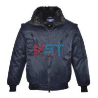 Куртка PORTWEST ПИЛОТ PJ10 темно-синяя