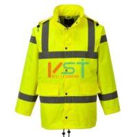Куртка сигнальная воздухопроницаемая PORTWEST RT60 желтая