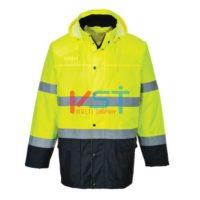 Куртка двухцветная PORTWEST ТРАФФИК S166