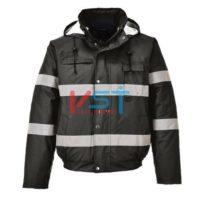 Куртка-бомбер легкая PORTWEST ИОНА S434 черная