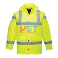 Куртка светоотражающая PORTWEST S460 желтая