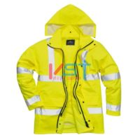 Куртка светооражающая 4 в 1 PORTWEST TRAFFIC S468 желтая