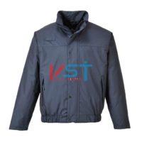 Куртка-бомбер PORTWEST ФОЛКЕРК S533 темно-синяя