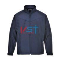 Куртка (2 слоя) PORTWEST ОРЕГОН TK40 темно-синяя
