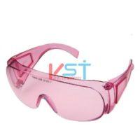 Очки закрытые РОСОМЗ О22 LASER super розовые