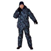 Костюм СЕКЬЮРИТИ-Н зимний мужской рабочий 109-0065-01