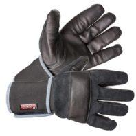 Перчатки виброзащитные АМПАРО ВИБРОСТАТ-01 черные 417712 (6201)