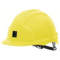 Каска защитная JSP ЭВО 3 ШАХТЕРСКАЯ AJE169-300-200 желтая