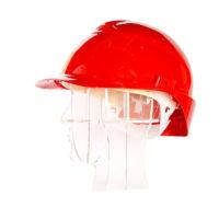 Каска защитная UVEX Эйрвинг 9762 красная