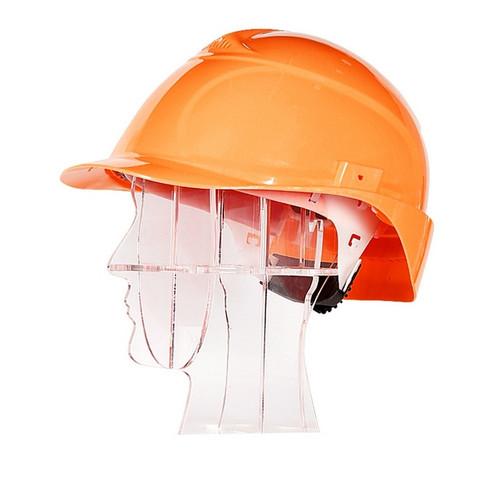 Каска защитная UVEX Эйрвинг ХРП 9762 оранжевая