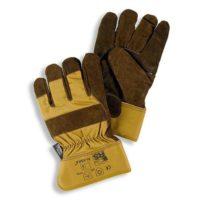 Перчатки TEMPEX спилок и парусина