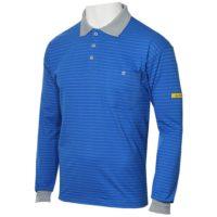 Мужская рубашка-поло TEMPEX CONDUCTEX с длинным рукавом
