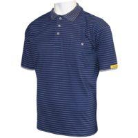 Мужская рубашка-поло TEMPEX CONDUCTEX с коротким рукавом одноцветная