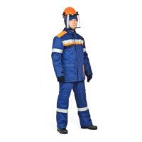 Комплексная защита от термических рисков электрической дуги ДУГА