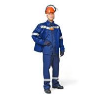 Костюм усиленный летний с термобельем и курткой-накидкой ДУГА СП-04-Л/80Ва