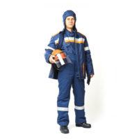 Костюм зимний в комплекте с летним костюмом и термобельем ДУГА СП-07-З/90Ва