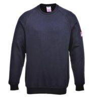 Огнестойкий антистатический свитер PORTWEST с длинными рукавами PW-FR12