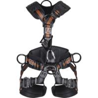 Привязь DELTA PLUS JAGUAR с поясом и ножными обхватами - 6 точек крепления HAR36TCP