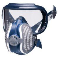 Полумаска с защитой зрения ELIPSE INTEGRA с фильтрами P3, размер M/L (SPR406IFUB) GVS